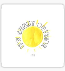 MINHYUK - It's Sunny Outside Sticker