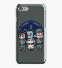 Thrawn and His Babes Pairing Chibi iPhone Case/Skin