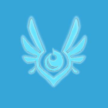 The Emblem of Rakuen by TheTenth