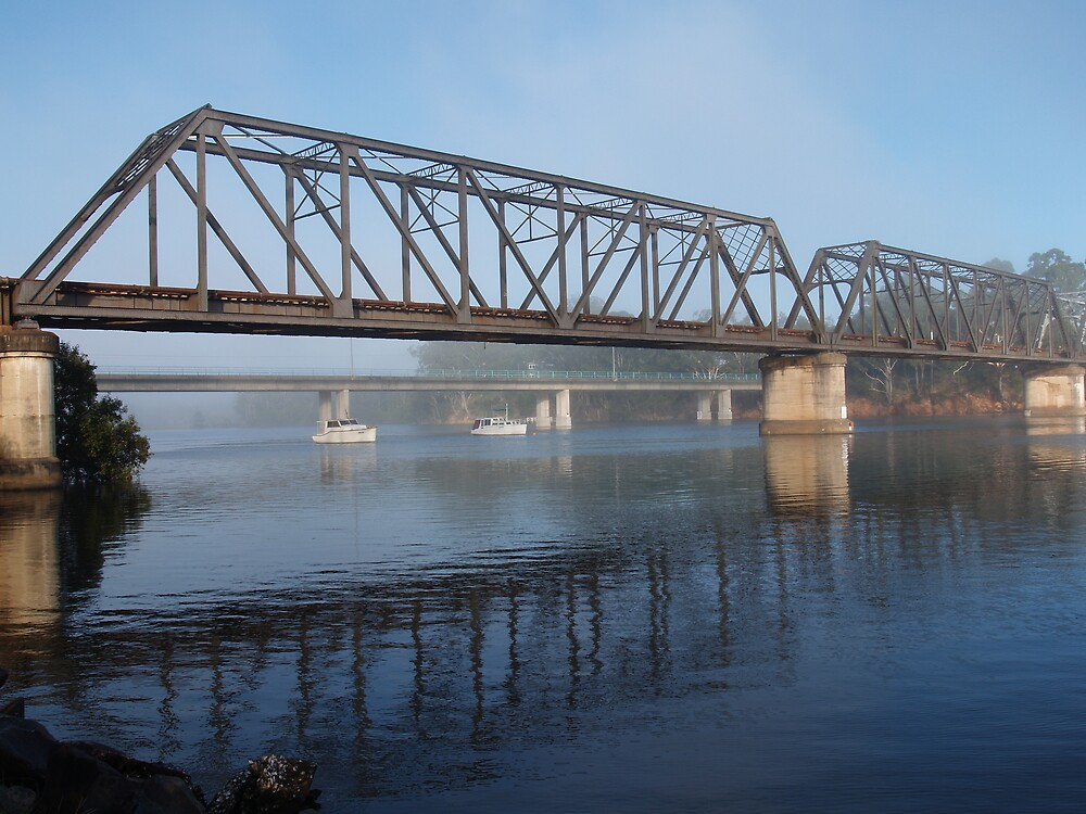 Serenity On the River by Korina Matthews