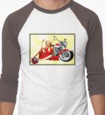 MARILYN MONROE : Motorcycle Print T-Shirt