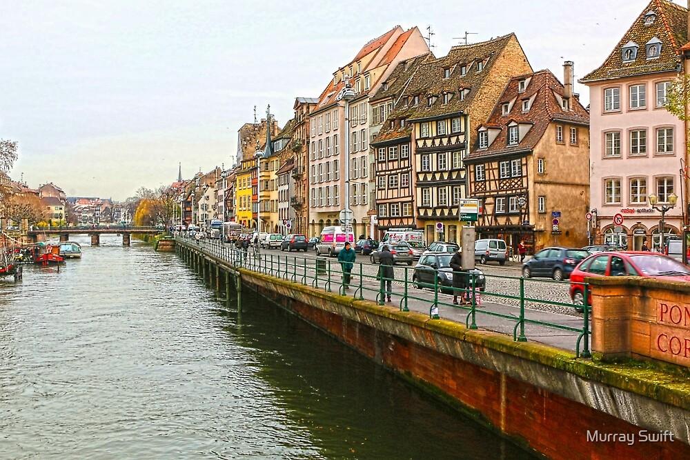 Strasbourg France by Murray Swift