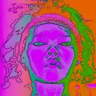 Altered Face by TAMARA MORAN