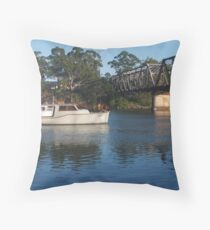 Urunga Throw Pillow