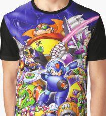 Mega Man X2 Graphic T-Shirt