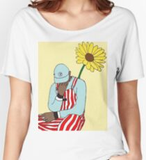 Tyler, the Creator - Flower Boy Art Women's Relaxed Fit T-Shirt