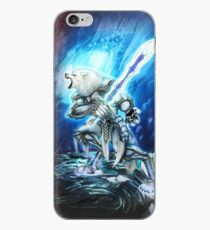 War Within Ice Wolf iPhone Case