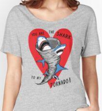 Shark To My Tornado Women's Relaxed Fit T-Shirt