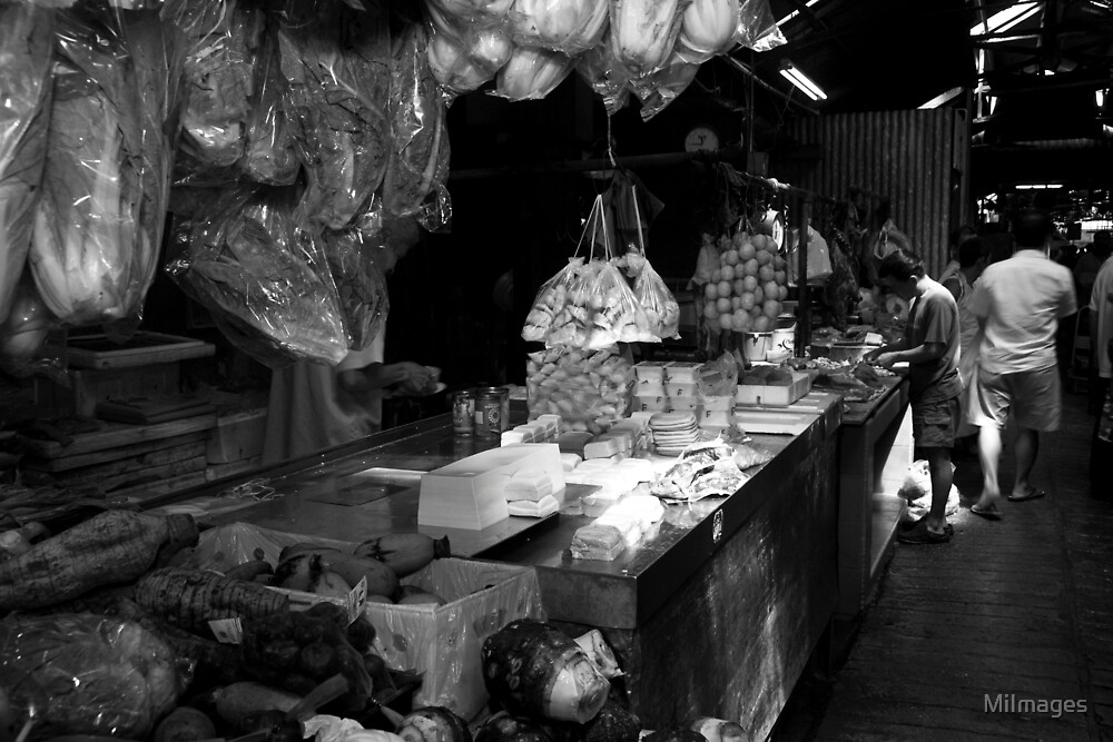 Petaling Street Market  by MiImages