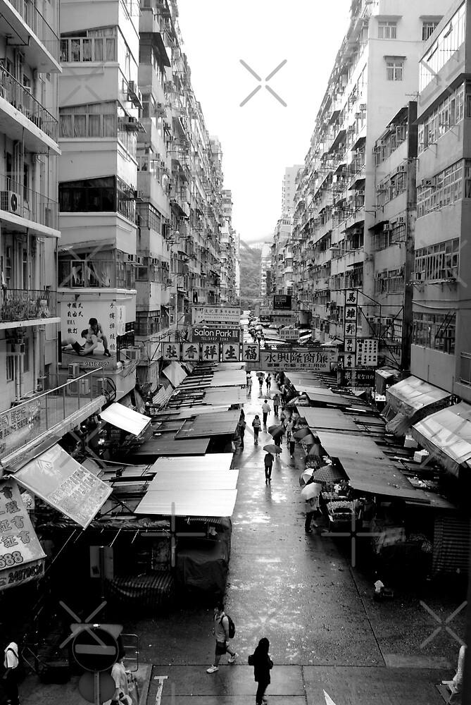Hong Kong Market by Enrico Hernandez