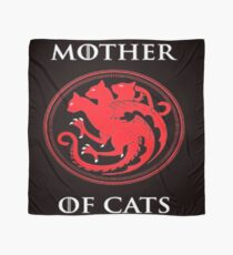 MOTHER OF CATS-GAME OF THRONES Scarf