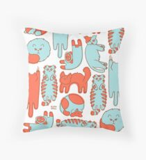 Catris Throw Pillow