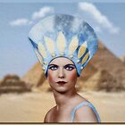The Egyptian Queen by Richard  Gerhard