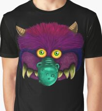 Monster (black background) Graphic T-Shirt