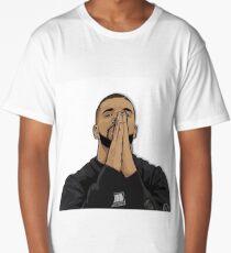 DRAKE. Long T-Shirt