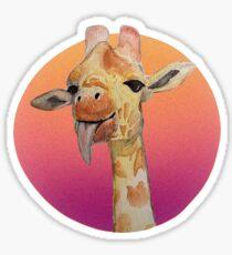 giraffe! Sticker
