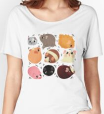 Well Rounded Pigs Women's Relaxed Fit T-Shirt