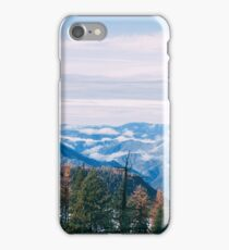 Landscape Valley Blue Crush iPhone Case/Skin