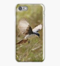 Restless Flycatcher - 1510 iPhone Case/Skin