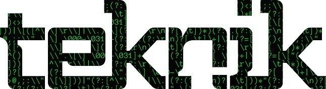 Hacker Teknik Logo by Teknikio