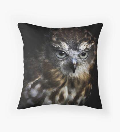 Night Sight Throw Pillow