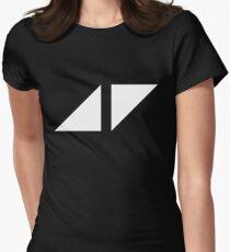 avicii music Women's Fitted T-Shirt