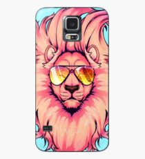 Summer Lion  Case/Skin for Samsung Galaxy
