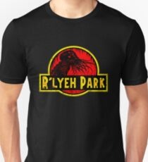 the scaryest r'lyeh T-Shirt