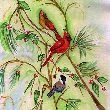 Birds of a Feather by AnneG