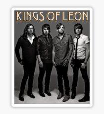 KING OF LEON TOUR TUBO Sticker
