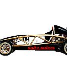 Subtract Weight - Ariel Atom Inspired by ShiftShirts