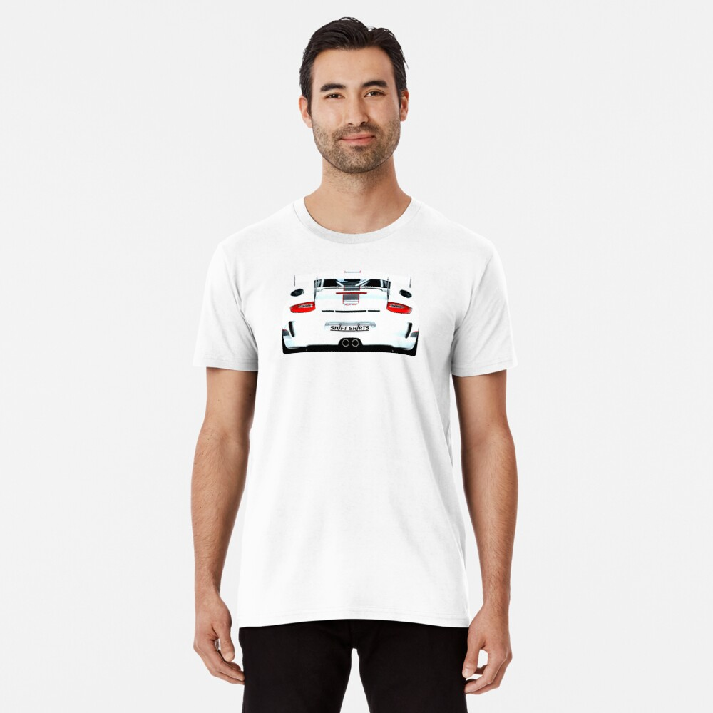 Ultimate Version – Porsche 911 GT3 997 Inspired Premium T-Shirt