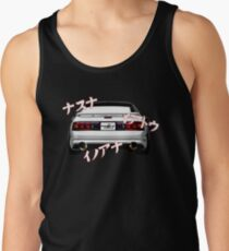 Rotary Music – Mazda RX7 FC3S Inspired  Tank Top