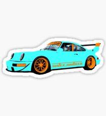 Livery RWB - Porsche 911 Rauh Welt Inspired Sticker