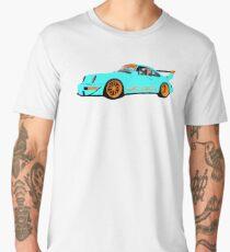 Livery RWB - Porsche 911 Rauh Welt Inspired Men's Premium T-Shirt