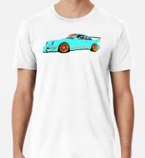 Livery RWB - Porsche 911 Rauh Welt Inspired Premium T-Shirt