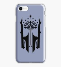 Shadow of Mordor Black Gate Sigil iPhone Case/Skin