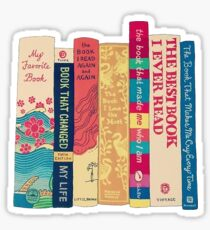 the essential books Sticker