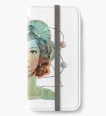 Mrs. Magritte's Brain iPhone Wallet/Case/Skin