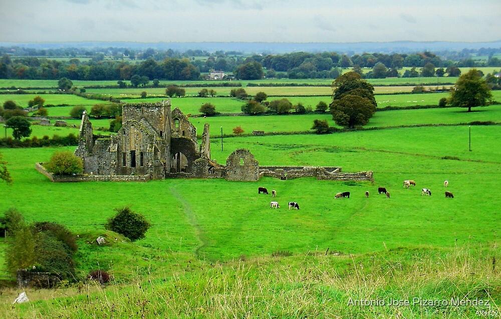 Quot Irish Landscape Quot By Antonio Jose Pizarro Mendez Redbubble
