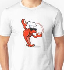 Cool Crawfish Chef T-Shirt