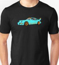 Livery RWB - Porsche 911 Rauh Welt Inspired Unisex T-Shirt