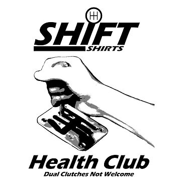 Shift Health Club - Unisex T-Shirt by ShiftShirts