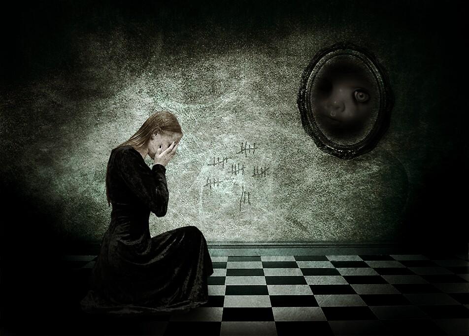 Waiting To Leave by VoodooPlastik