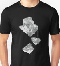 Floating Residential Area T-Shirt
