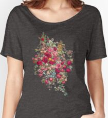 """Bouquety"" Women's Relaxed Fit T-Shirt"