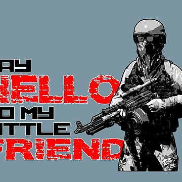 Dayz - Say hello to my little friend by KillDeathRatio