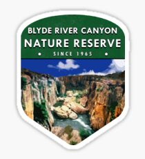 Blyde River Canyon Nature Reserve Sticker