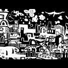 Dawn & Shadow Set 2 by Jonathan Grauel