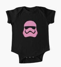 Pink Trooper Helmet Kids Clothes